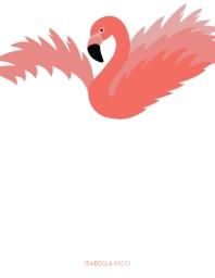 flamingo-stationery